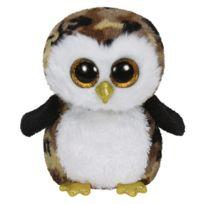 TY - Beanie Boo's-Peluche Owliver La Chouette 23 cm