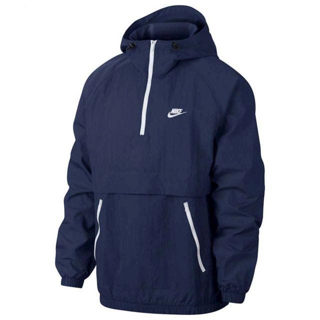 Nike Veste coupe vent Woven Ar2212 410 pas cher Achat