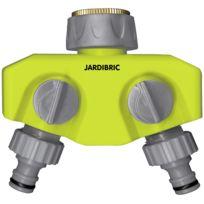 Jardibric - Sélecteur 2 Sorties Filetées