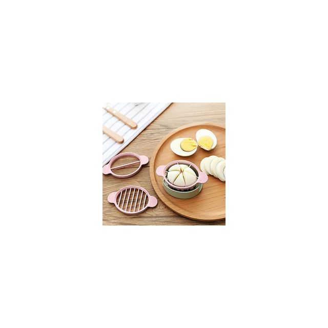 Alpexe Coupe œuf trancheur a œuf