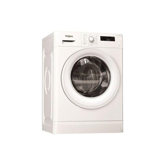 whirlpool lave linge hublot fwf81283w2fr achat lave linge hublot. Black Bedroom Furniture Sets. Home Design Ideas