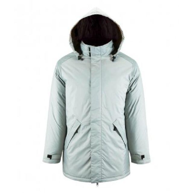 Sol Sols - Manteau de ski Robyn - Adulte 3XL, Gris Utpc3237