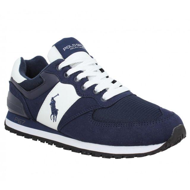 En Pas Vente Lauren Cher Ligne Chaussures Ralph Polo France FA64B0qww