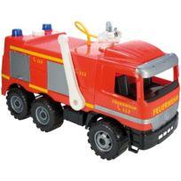 Simm - 2058 Grand Et Robuste Camion De Pompiers