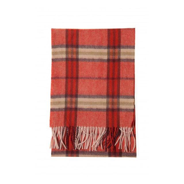 00d06ffc3a40 Lancetti - Echarpe écossaise - Plusieurs coloris dispos - pas cher Achat   Vente  Echarpes, foulards - RueDuCommerce