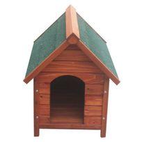 Poils & Plumes Chien - Poils & Plumes Niche Salto S en bois 54x77x66.5 cm - Pour chien