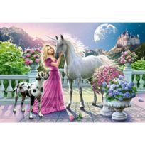 Castorland - Puzzle 1500 pièces : Mon amie, la licorne