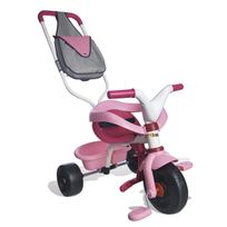 SMOBY - Tricycle Be Fun Confort - Rose - 444236
