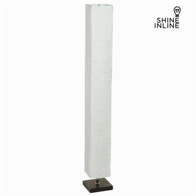 Shine in line Lampe de sol tissu blanc by Shine Inline