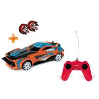 Vehicule Assemble 1 24 T Terrestre Wheels Agent Engin Miniature Télécommandée Hot Urban Voiture CodxerB