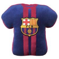 Fc Barcelone - Coussin 100% polyester, forme maillot
