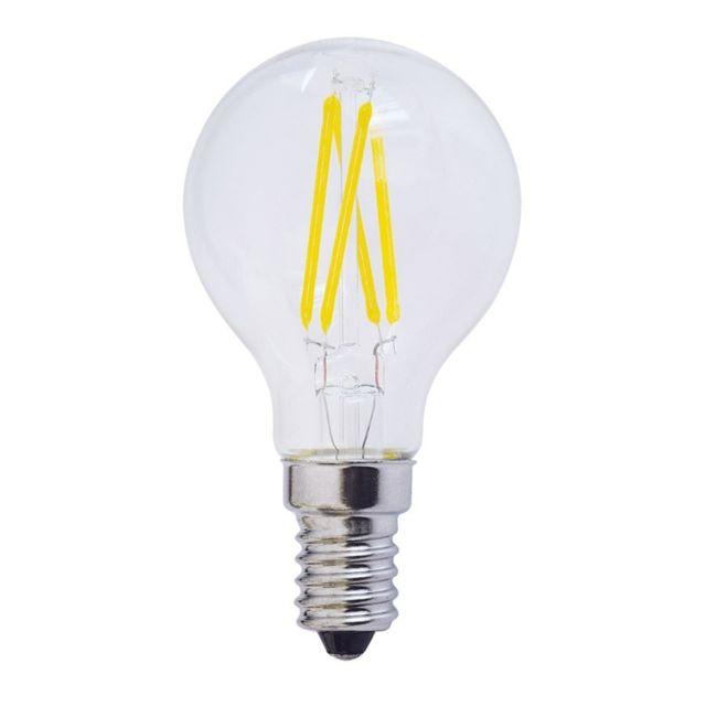 europalamp lot de 5 ampoules led e27 g45 4w 400lm e27 175 265v blanc froid pas cher achat. Black Bedroom Furniture Sets. Home Design Ideas
