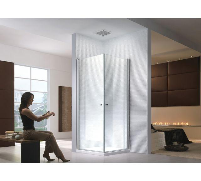 lifestyle proaktiv 100x90x195cm cabine de douche zeus sans bac de douche transparent esg. Black Bedroom Furniture Sets. Home Design Ideas