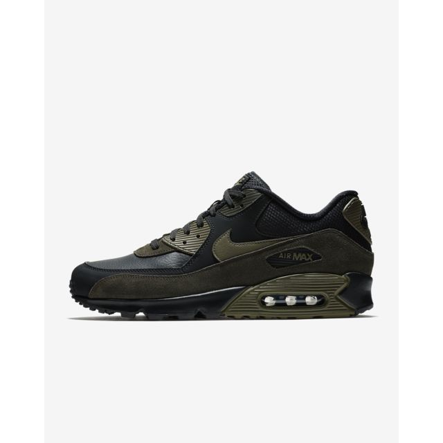 pas cher pour réduction 8e7e7 eefd7 Nike - Air Max 90 Leather - 302519-014 - Age - Adulte ...