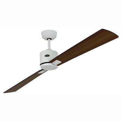 boutica design ventilateur de plafond eco neo ii 180 blanc noyer weng casafan pas cher. Black Bedroom Furniture Sets. Home Design Ideas