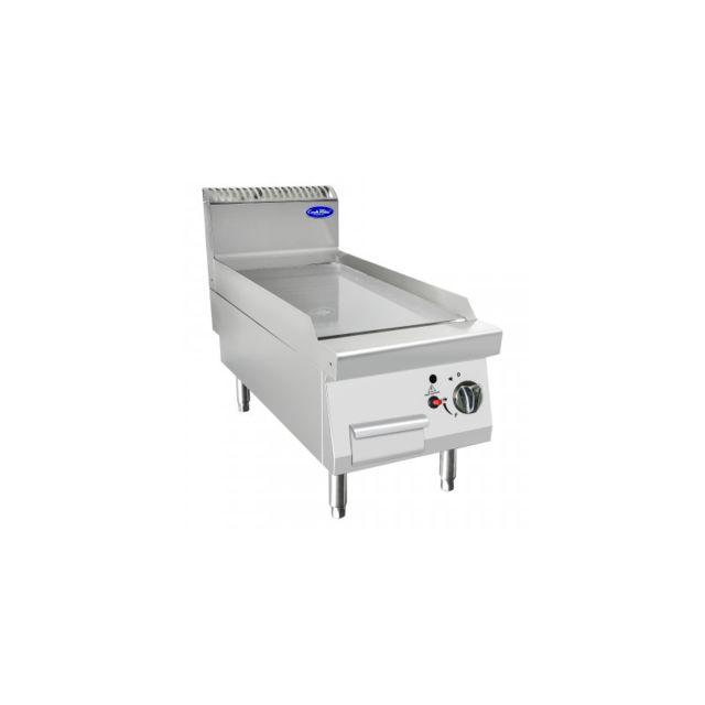 Atosa Plancha Gaz à Poser Série 900 - 10 kW Inox 900