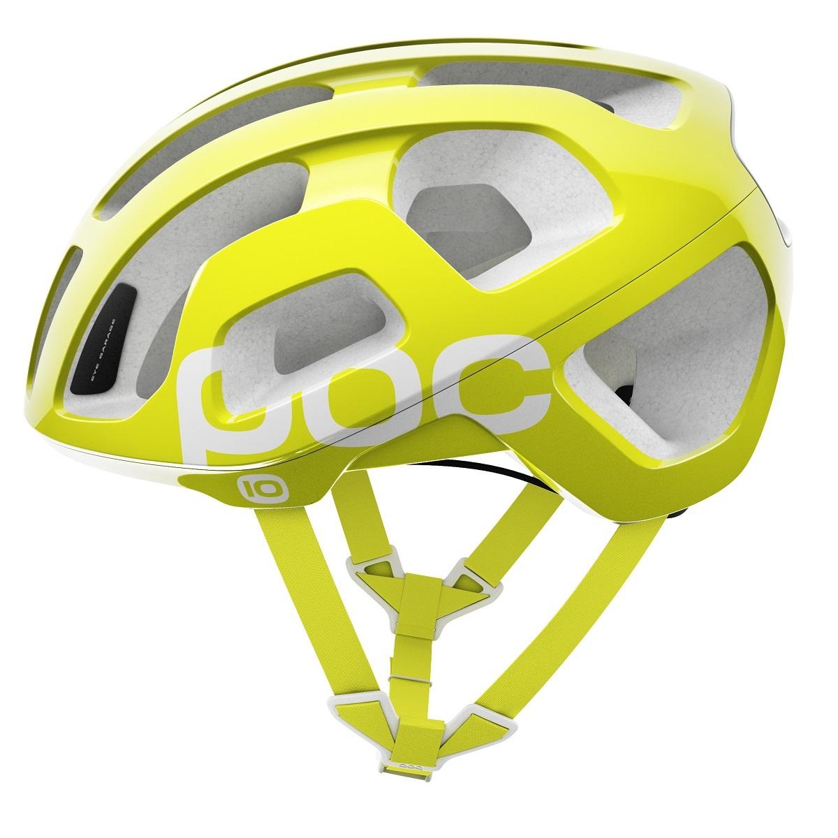 Casque Octal Jaune Casque vélo