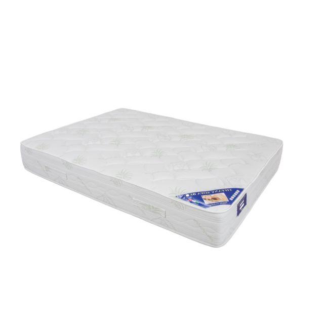 Tiffany Sofa Bed Matelas Aloe Vera Epaisseur 25cm 160X200