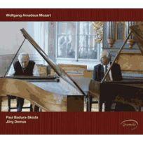 Gramola - Wolfgang Amadeus Mozart - Sonate et fantaisie pour 1 et 2 pianos