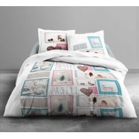 Bonareva - Housse de couette - 220 x 240 cm + taies - Home Pastel