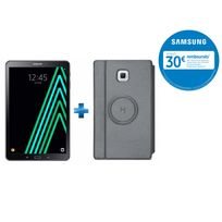 Samsung - Galaxy Tab A6 - Wifi - Noir + Housse tablette pour Galaxy Tab A 10,1'' 2016