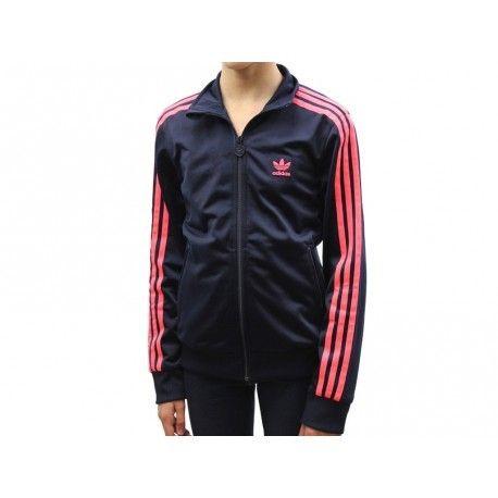Adidas originals - J Firebird Tt G - Veste Fille Adidas - pas cher ... 377691d407e