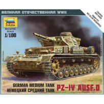 Zvezda - Maquette Char : Panzer Iv Ausf.D