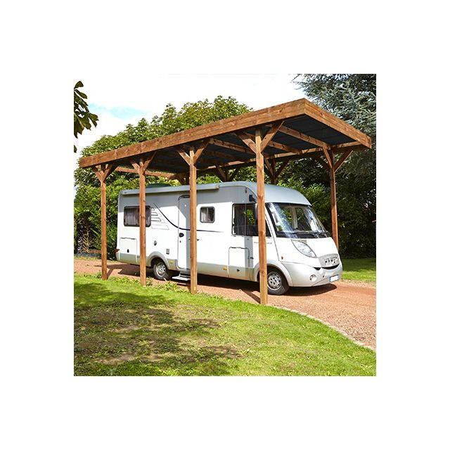 carport pour caravane perfect abris campingcar bozarc. Black Bedroom Furniture Sets. Home Design Ideas