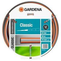 Gardena - Tuyau d'arrosage Classic Ø 15 mm - 20 m
