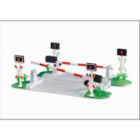 Playmobil - 6341 Passage à niveau muni de barrières