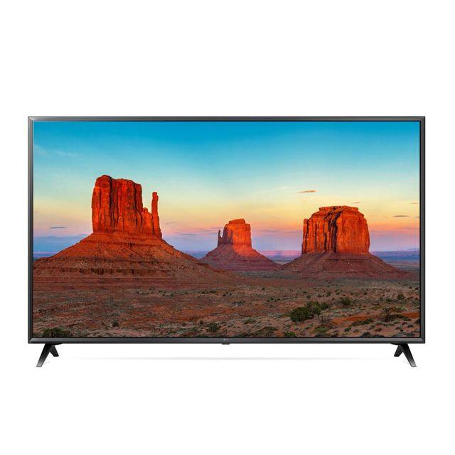 """LG TV LED 65"""" 164 cm - 65UK6300PLB Rue du commerce"""