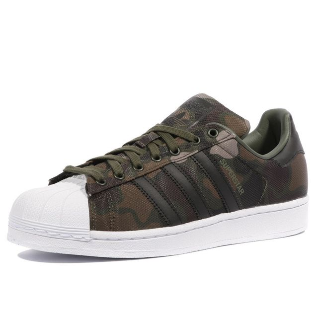 cheapest price low cost famous brand Adidas - Superstar Camouflage Homme Chaussures Multicouleur ...