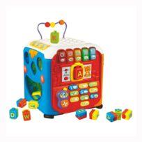 Vtech - Maxi cube multi-activités