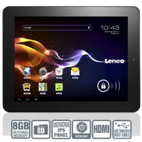 Lenco - TAB-9701 - tablette tactile 9.7'' - 8Go - Android 4.0