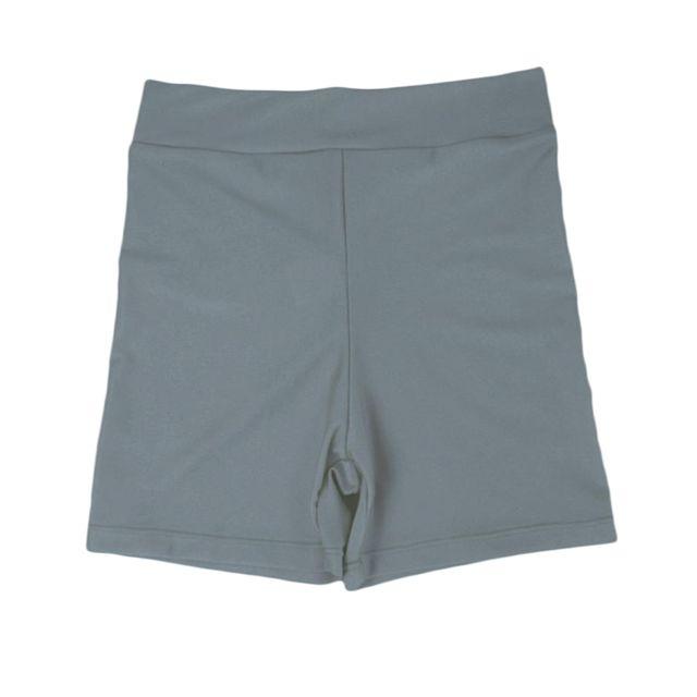 >Femmes flex spandex yoga shorts biker courir shorts de bain xl gris foncé