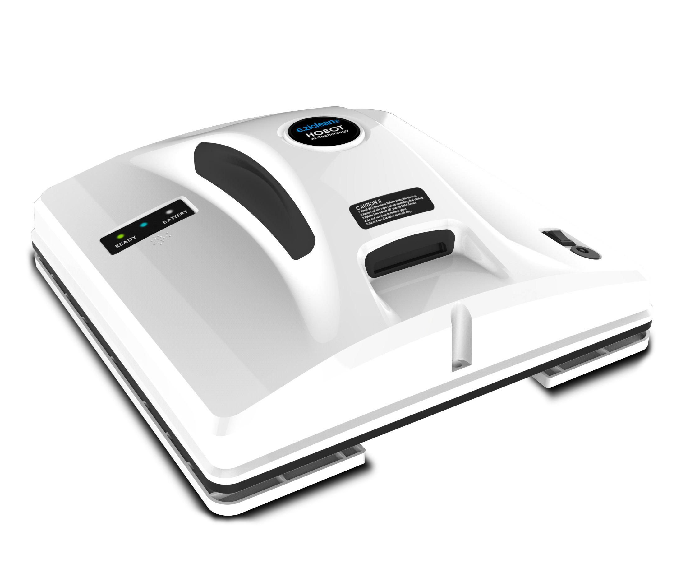 e ziclean robot laveur de vitres hobot square. Black Bedroom Furniture Sets. Home Design Ideas