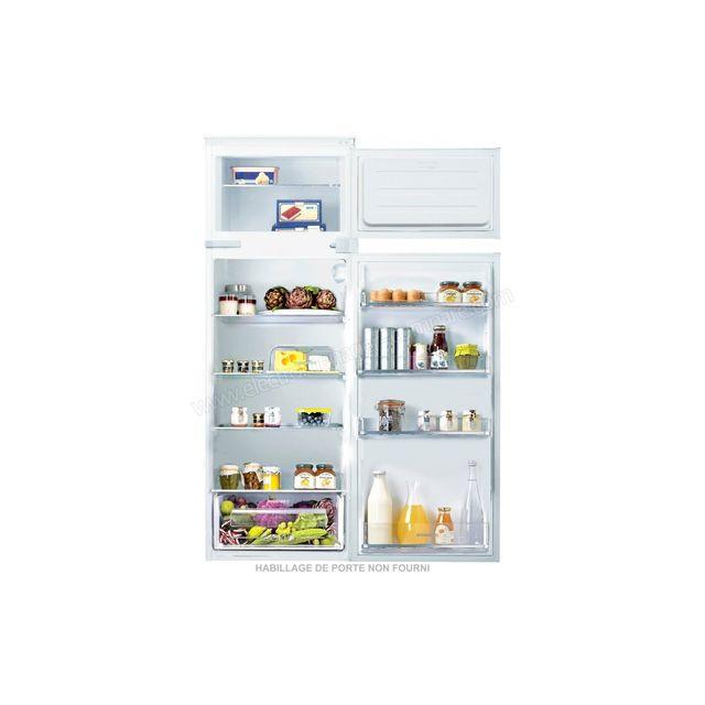 ROSIERES Réfrigérateur congélateur encastrable RBDP26533