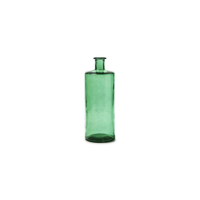 Kavehome - Vase Edition 40 cm, vert Verde - 24cm x 24cm x 16cm - 24