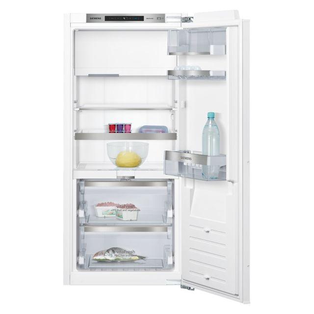 SIEMENS réfrigérateur 1 porte intégrable à pantographe 169l a++ softclose - ki42fad30