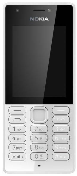"""NOKIA 216 Double Sim - Gris Débloqué et compatible tous opérateurs - Ecran 2.4"""" QVGA - 32Mbit de RAM - Séries Nokia 30+ - Appareil photo 0.3 Mpixels + flash - Bluetooth 3.0 - Autonomie en veille jusqu'à 24 jours - A"""