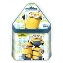 Topps - Boite métal Collector Les Minions : Kevin