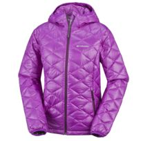 Columbia - Doudoune à capuche Trask Mountain 650 Turbodown Hooded Jacket 07067c008e14