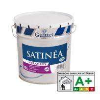 Guittet - Peinture satinée velours Satinea Velours 15L - 14133