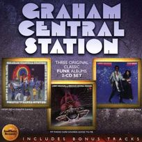- Graham Central Station - Now do u wanta dance/my radio sure soungs good to me/star walk Boitier cristal
