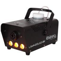 Ibiza Light - Lsm400 - Mini machine a fumée noir a led 400w