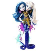 Mattel - Monster High - Poupée Monster High Peri et Pearl Serpentine