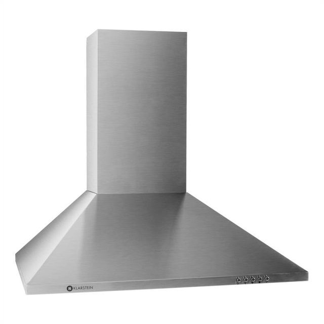 KLARSTEIN TR60WS hotte aspirante 2 x filtres acier 60cm 310m³/h