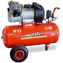 Mecafer - Compresseur lubrifié 50 Litres 3,5 Hp