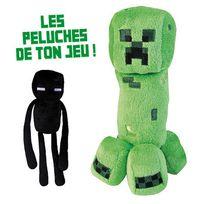 Giochi - Minecraft - Minecraft Peluche Créature Assortiment