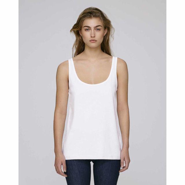 Made In Bio - Tee shirt débardeur ample femme